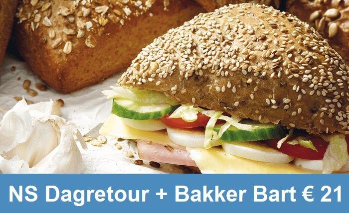Bakker Bart in Augustus