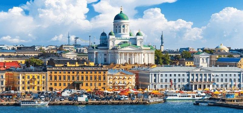 Autotrein in Finland