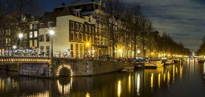 Avond Rondvaart Amsterdam