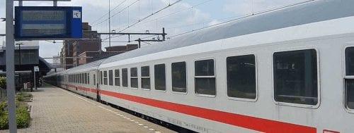 InterCity Berlijn naar Warschau