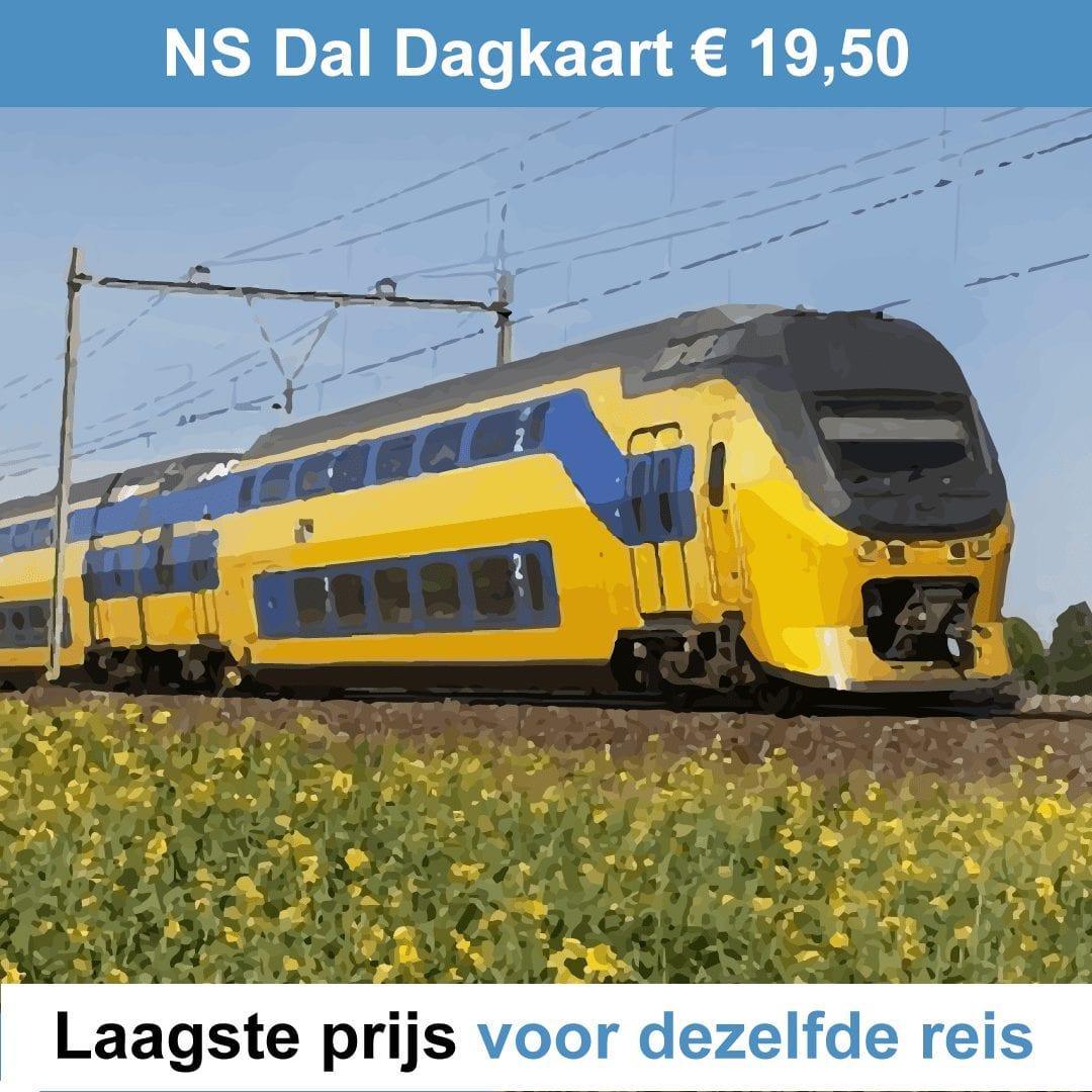 Dagkaart ActieVanDeDag
