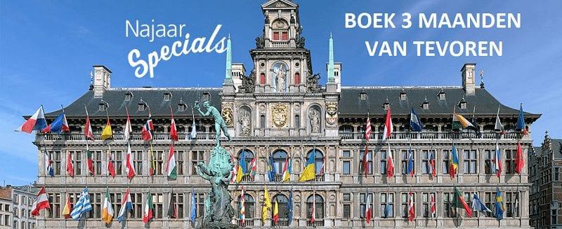 Najaarsspecial Antwerpen