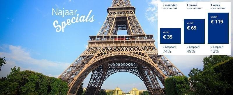 NajaarsSpecial Parijs