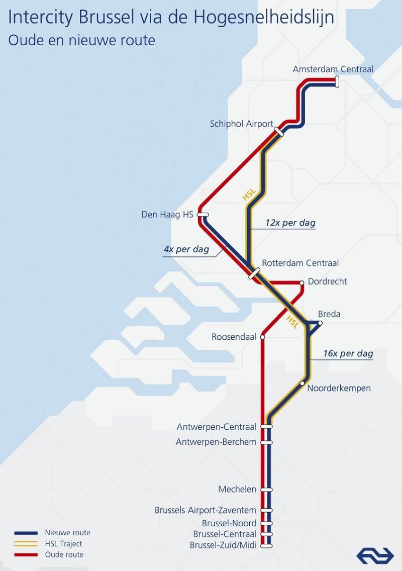 InterCity Brussel