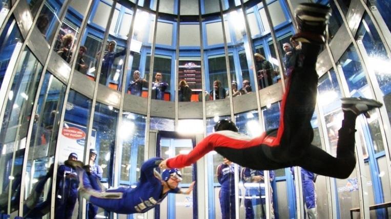 Skydive Indoor Roosendaal