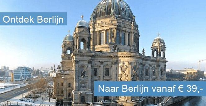 Trein Berlijn