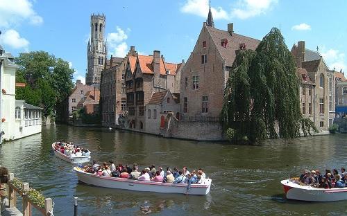 Trein Brugge