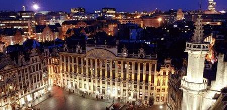 Brussel per trein