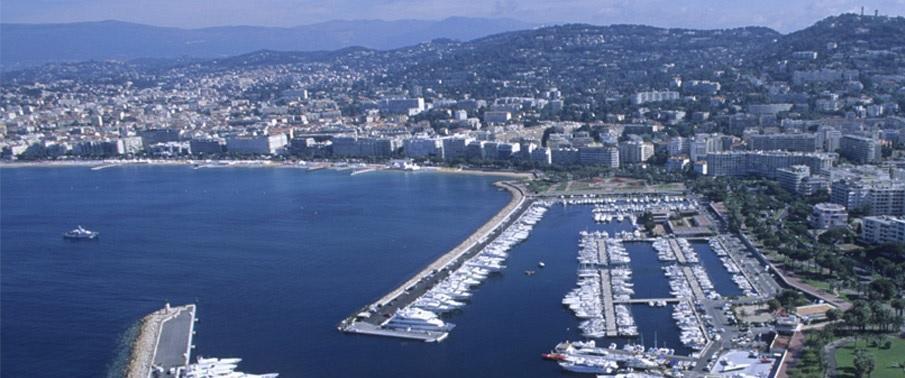 Trein Cannes