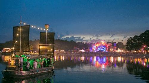 Trein Fantasy Island Festival