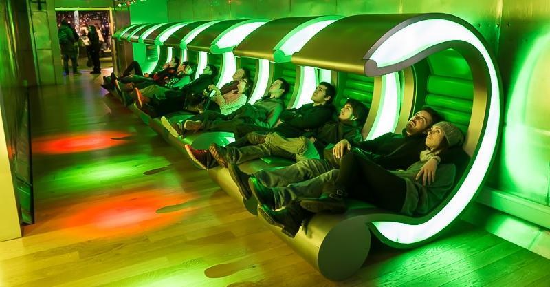 Trein Heineken Experience