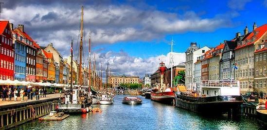 Trein Kopenhagen