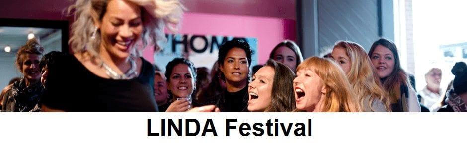 Trein naar Linda Festival