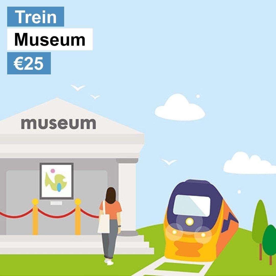 Trein en Museum