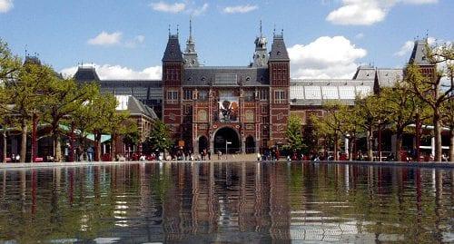 Trein Rijksmuseum