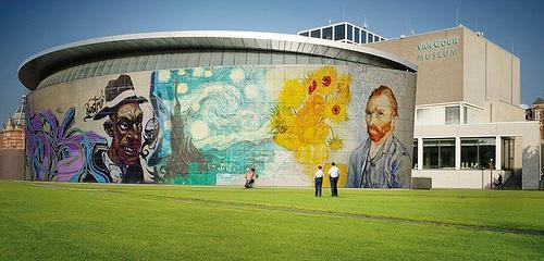 Trein Van Gogh Museum