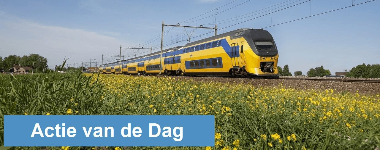 NS Dagretour ActieVanDeDag
