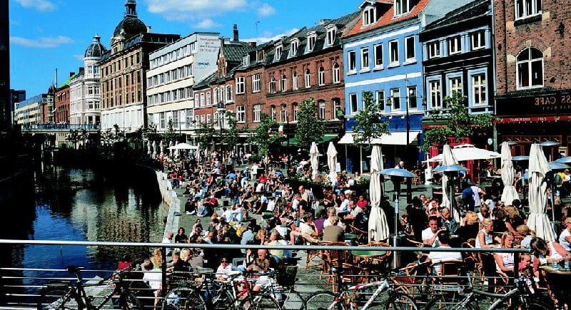 Treirneis naar Aarhus
