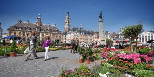Treinticket Lille