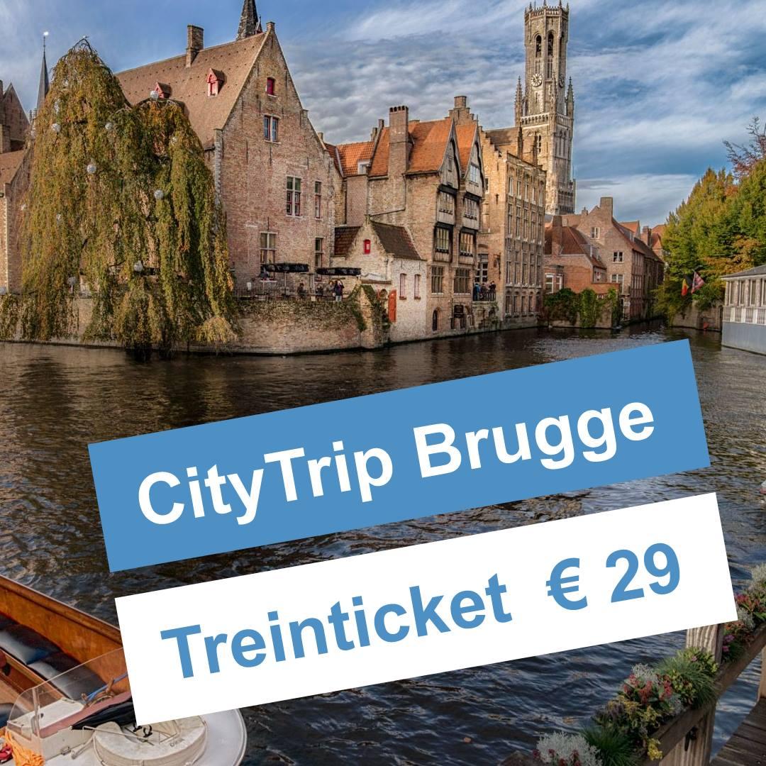 Treintickets Brugge