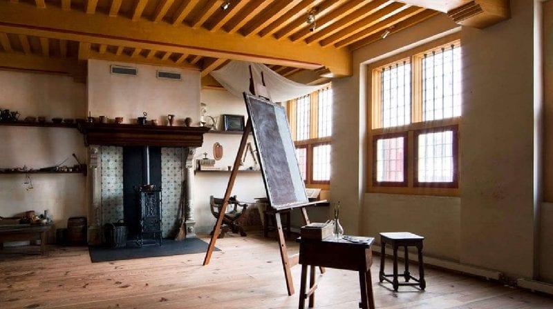 Museum het Rembrandthuis Amsterdam