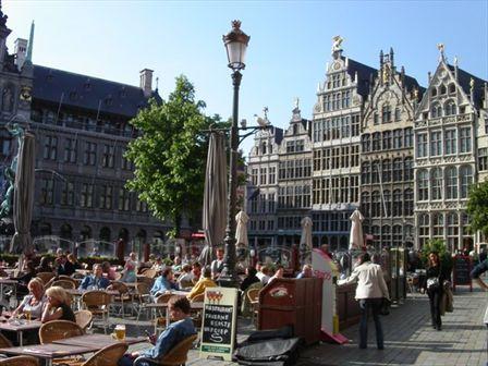 Trein Antwerpen