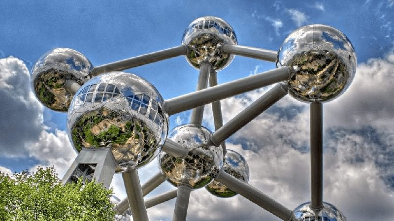 Thalys naar Brussel
