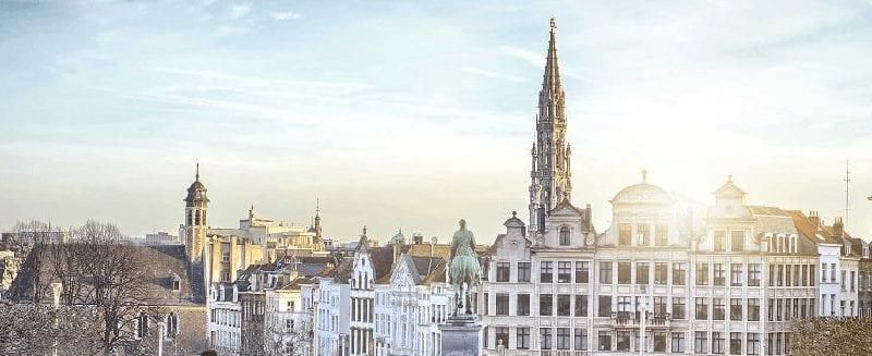 Brussel met de trein