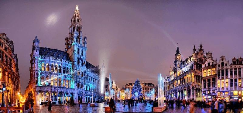 Centrum Brussel