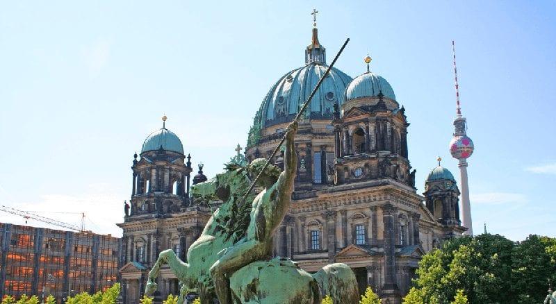 Bezoek Berlijn