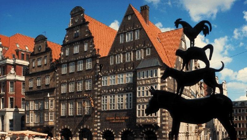 Treintickets naar Bremen