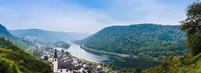 Treintickets naar de Eifel