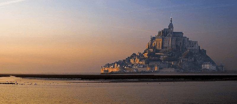 Treinreis naar St. Malo