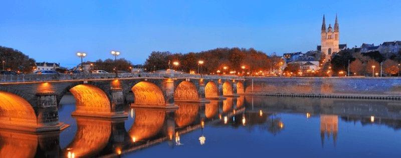 Treintickets naar Angers