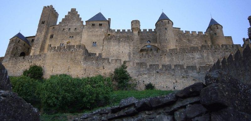 Treintickets naar Carcassonne