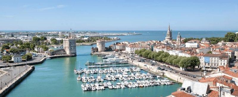 Treintickets naar La Rochelle