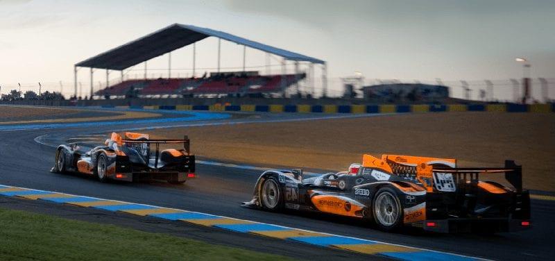 Treintickets naar Le Mans