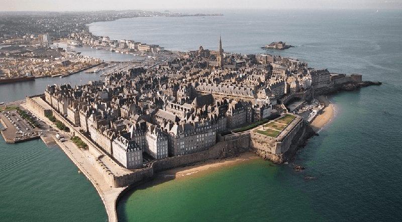 Treintickets naar St. Malo