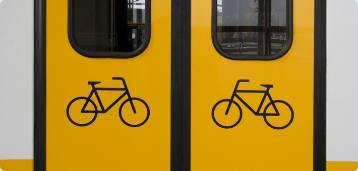 Dagkaar fiets