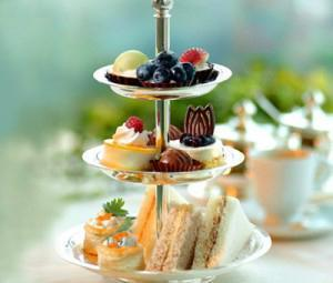 trein naar high tea hampshire hotels
