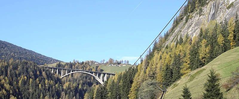 Treintickets naar Brennero