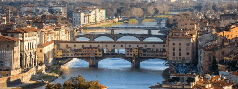 Treintickets naar Florence