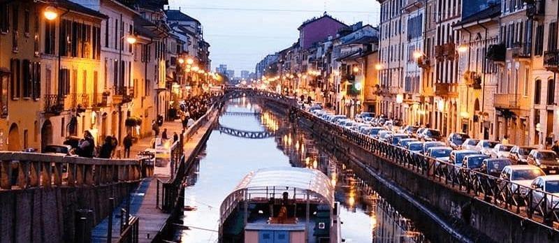 Treintickets naar Milaan