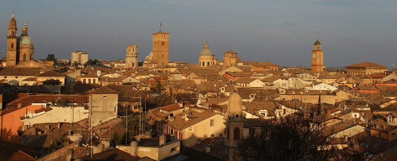 Treintickets naar Reggio Emilia