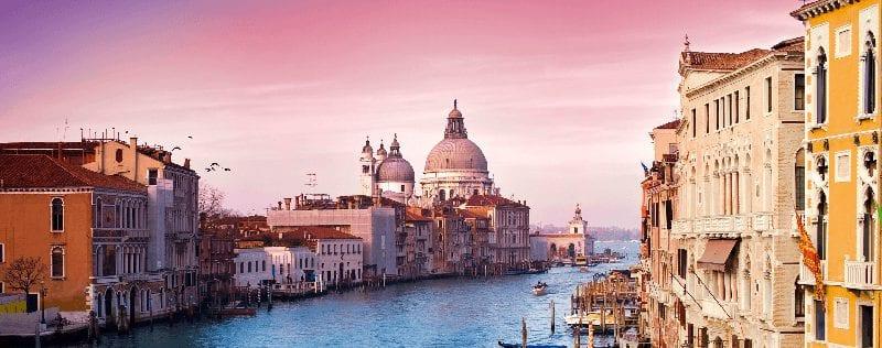Treintickets naar Venetie