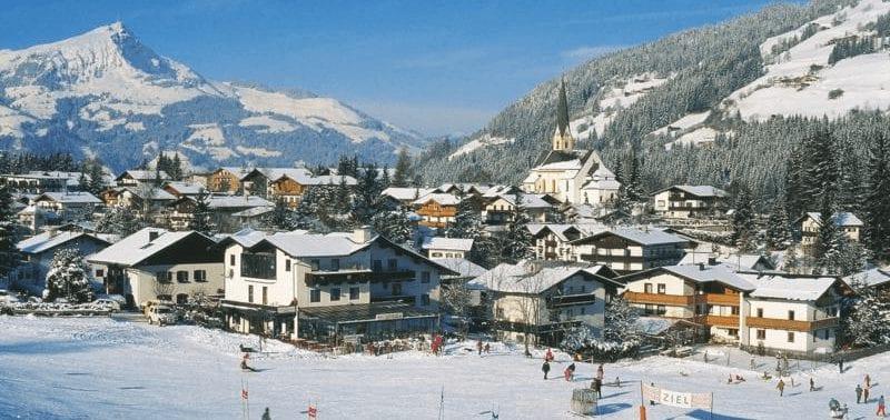 Treinreis naar Kirchberg