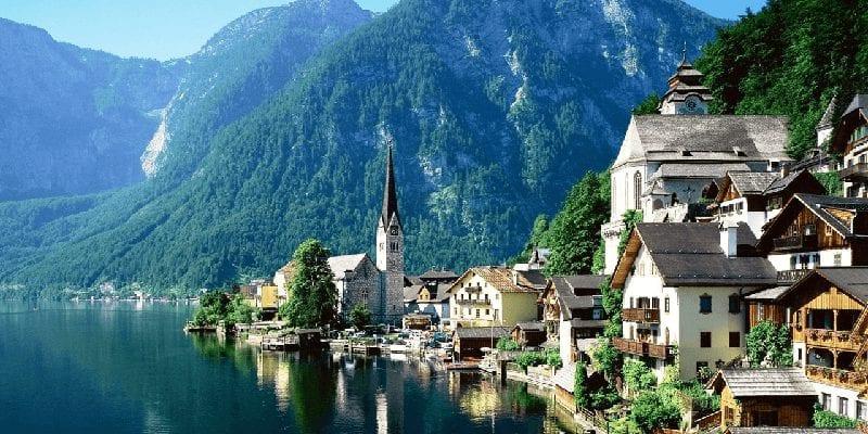 Treinticket naar Salzburg