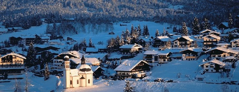Treinticket naar Tirol