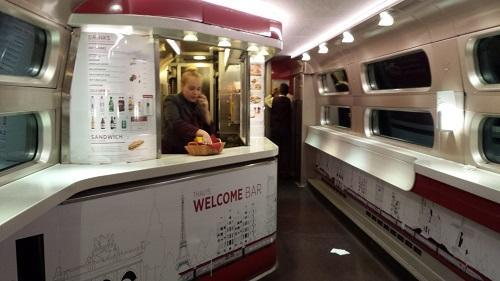 Restaurant Thalys