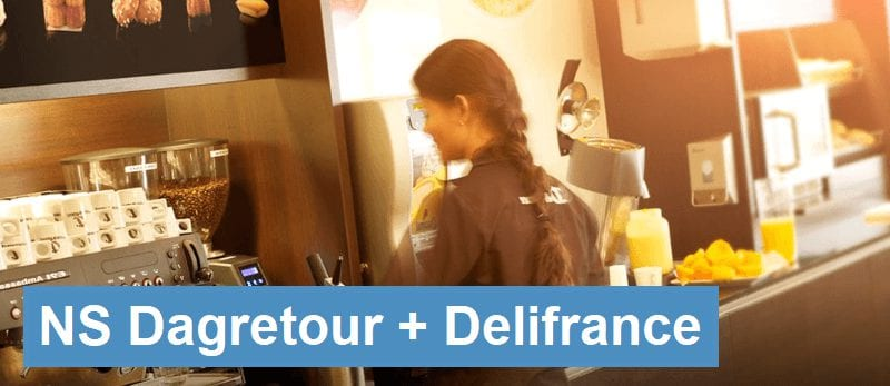 NS dagretour en Delifrance